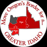 Greater Idaho Logo